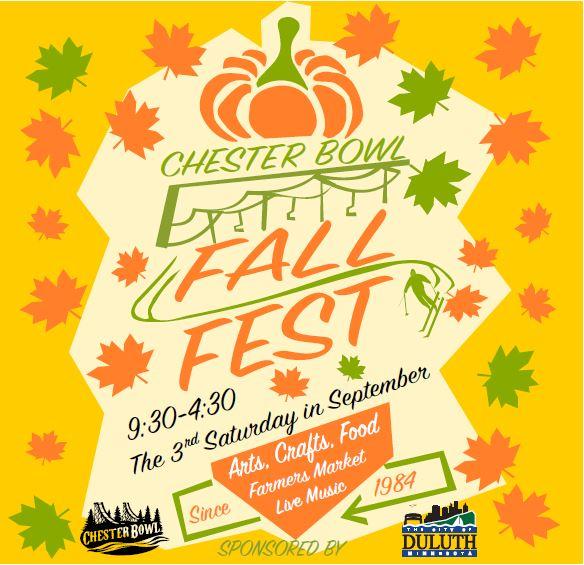 Duluth Fall Festival 2020.Fall Fest Chester Bowl